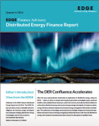 EDGE Finance Advisory - Distributed Energy Finance Report